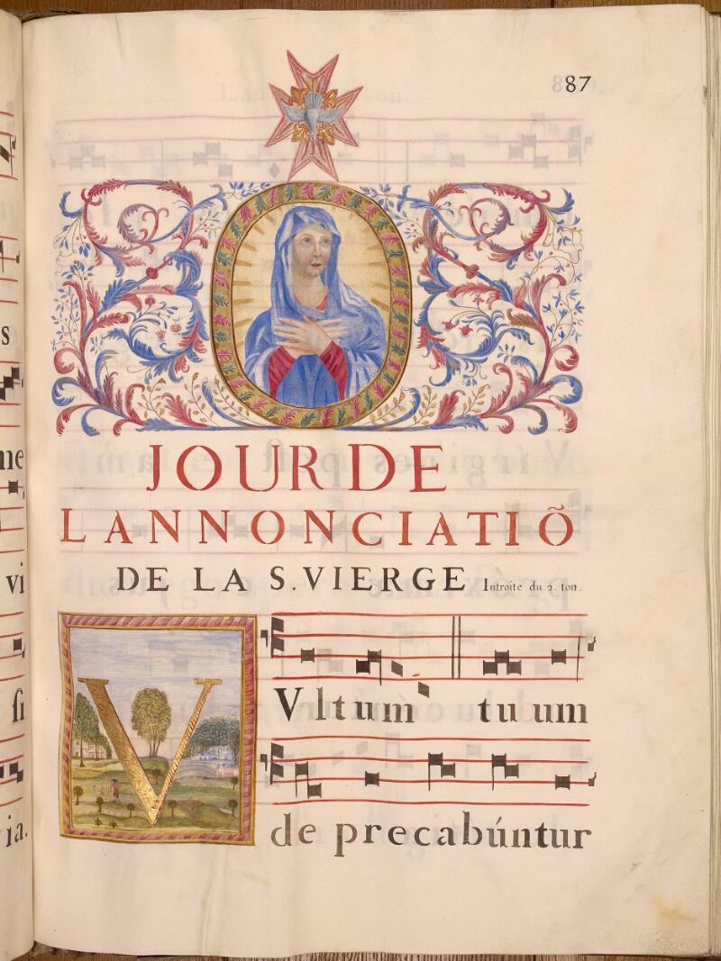 Abbeville, Bibl. mun., ms. 0021, p. 087 - vue 1