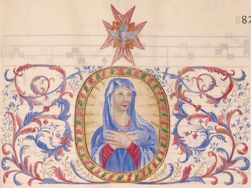 Abbeville, Bibl. mun., ms. 0021, p. 087 - vue 2