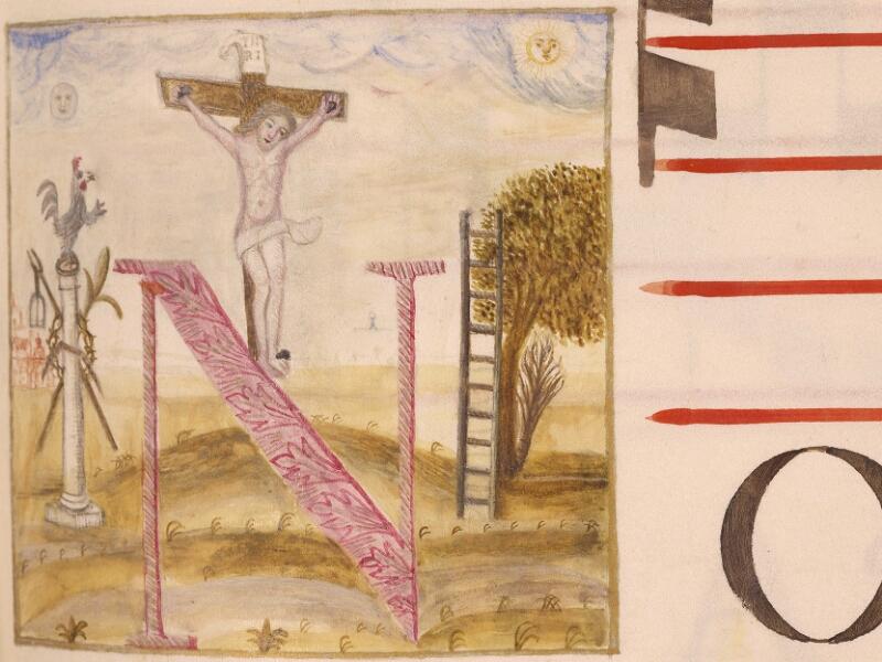 Abbeville, Bibl. mun., ms. 0021, p. 105 - vue 2