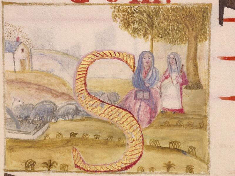 Abbeville, Bibl. mun., ms. 0021, p. 136 - vue 2