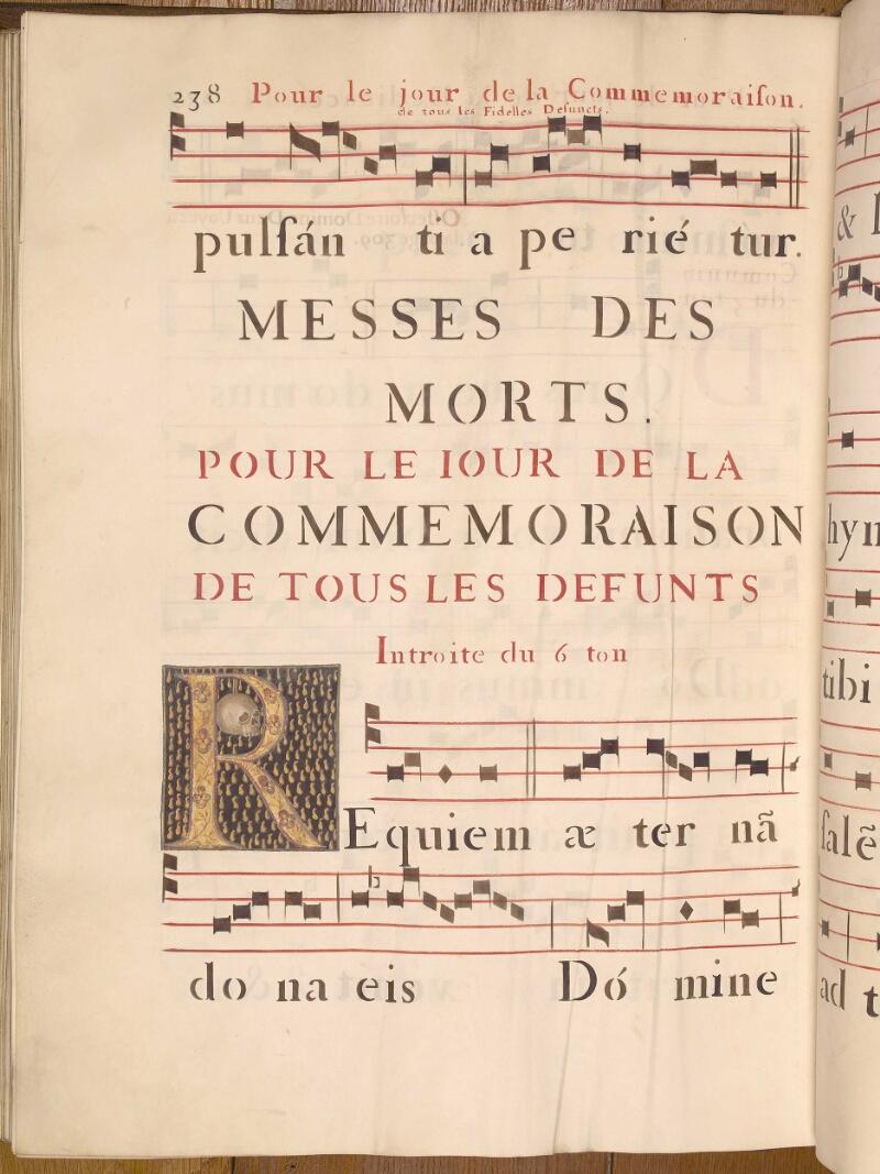 Abbeville, Bibl. mun., ms. 0021, p. 238 - vue 1