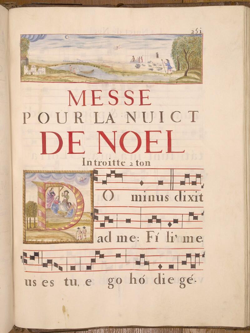 Abbeville, Bibl. mun., ms. 0021, p. 251 - vue 1