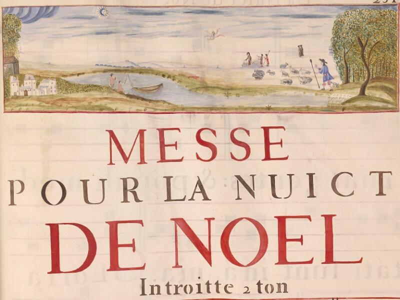 Abbeville, Bibl. mun., ms. 0021, p. 251 - vue 2