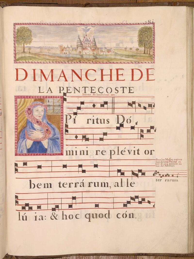 Abbeville, Bibl. mun., ms. 0021, p. 281 - vue 1