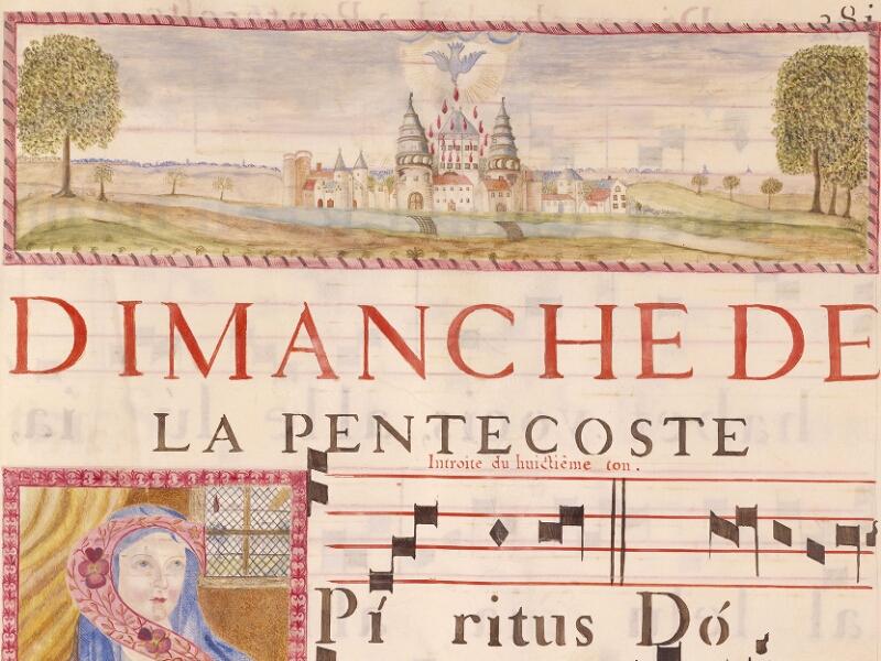 Abbeville, Bibl. mun., ms. 0021, p. 281 - vue 2
