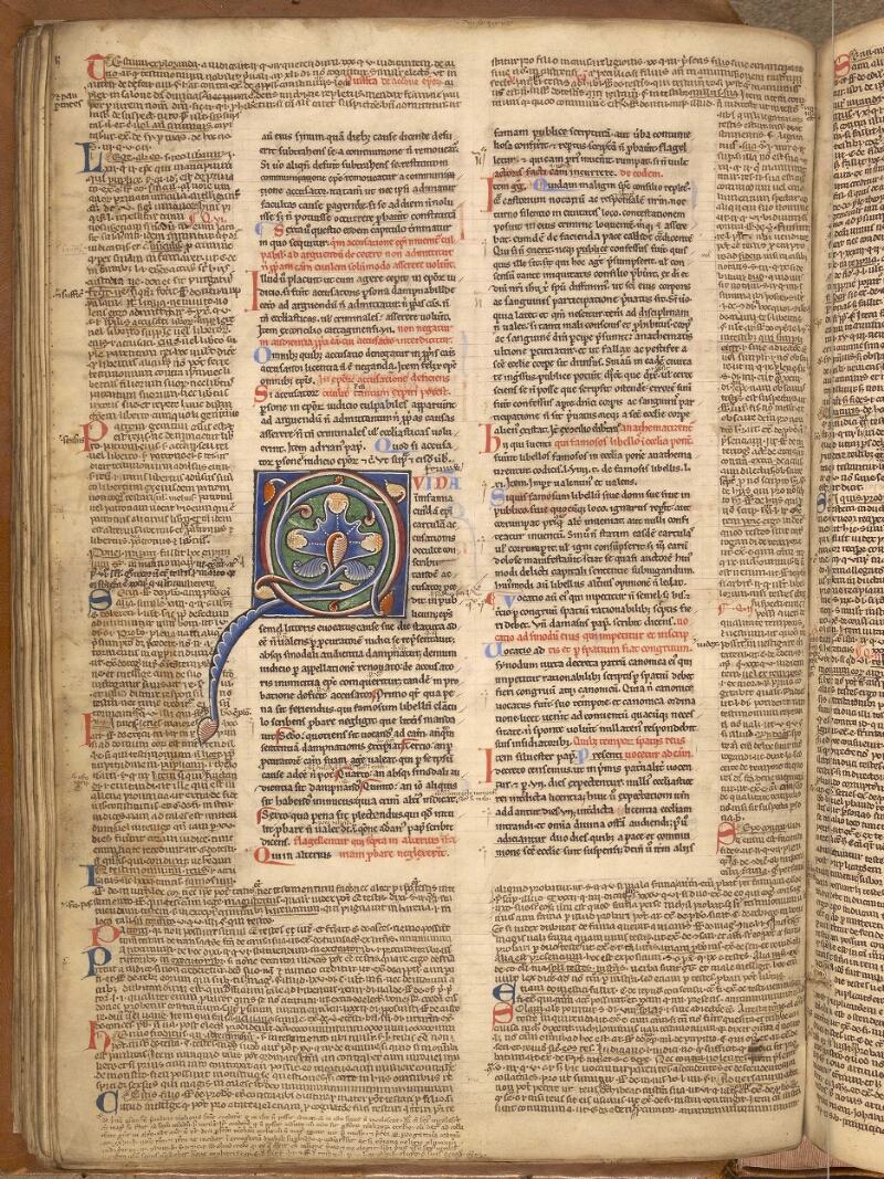 Abbeville, Bibl. mun., ms. 0033, f. 099v - vue 1