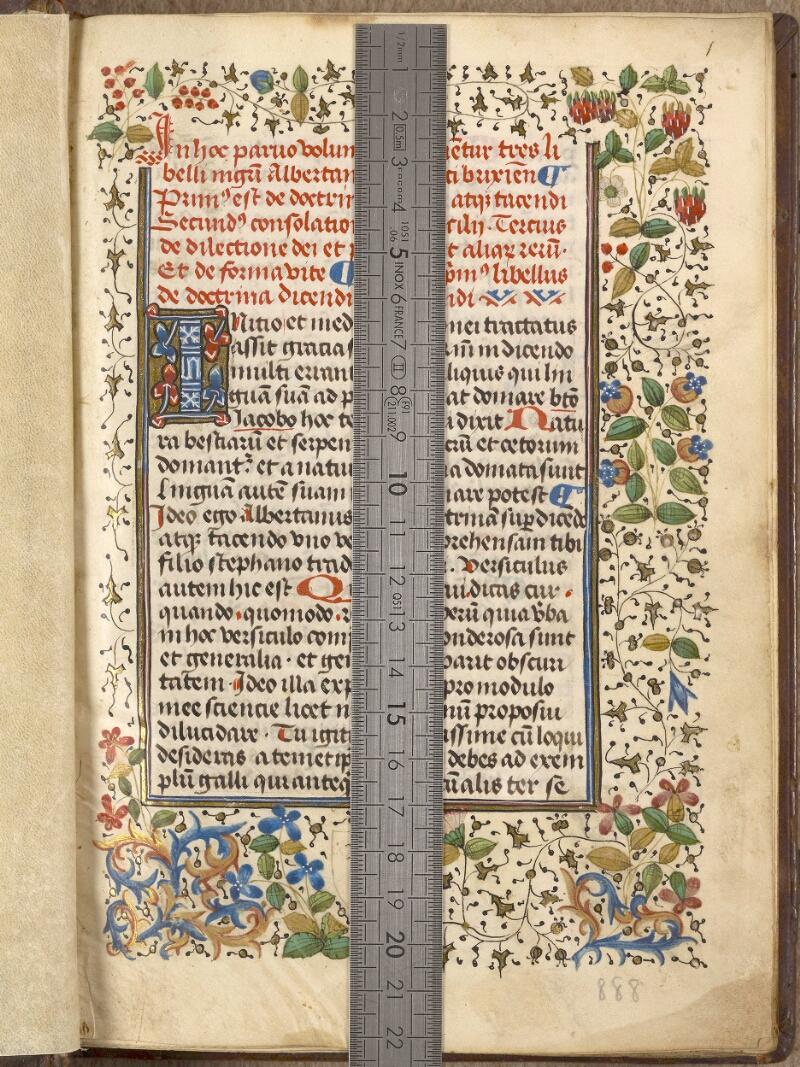Abbeville, Bibl. mun., ms. 0044, p. 001 - vue 1