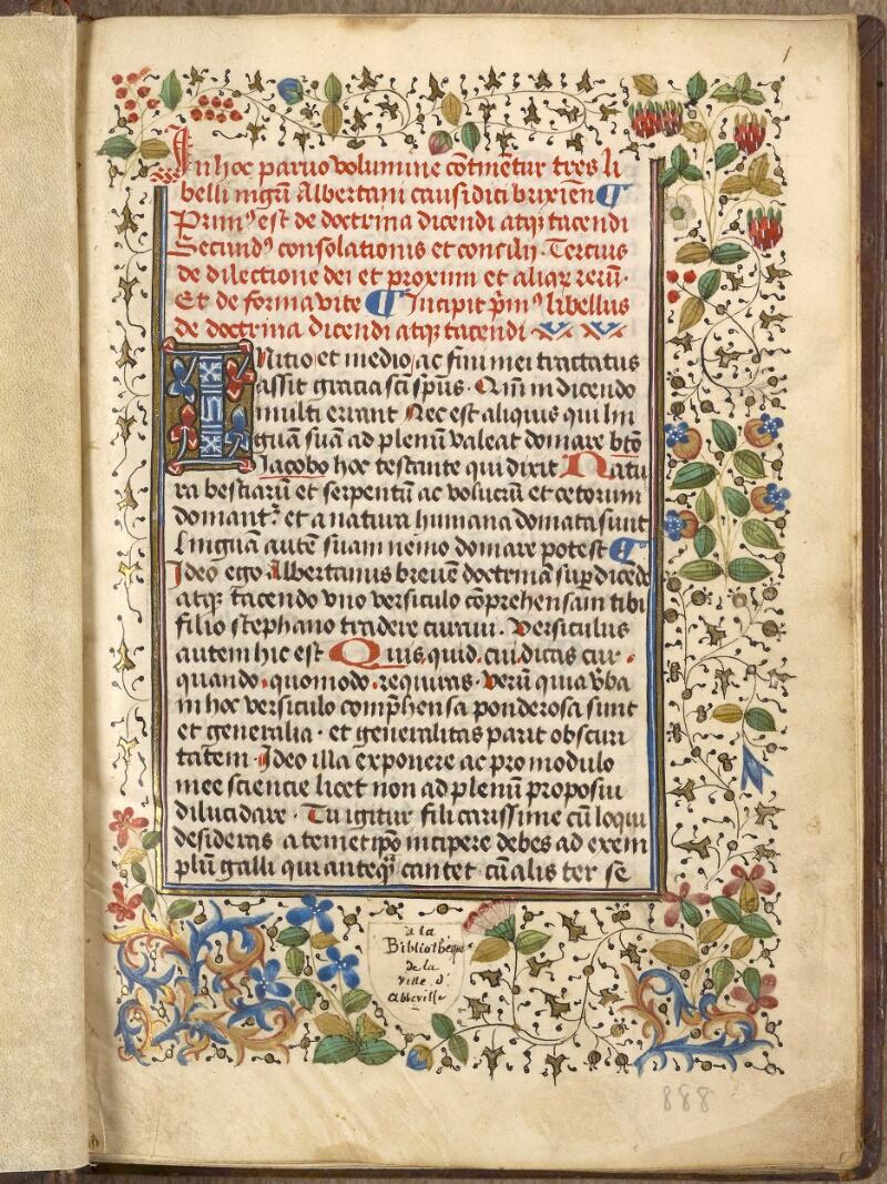 Abbeville, Bibl. mun., ms. 0044, p. 001 - vue 2