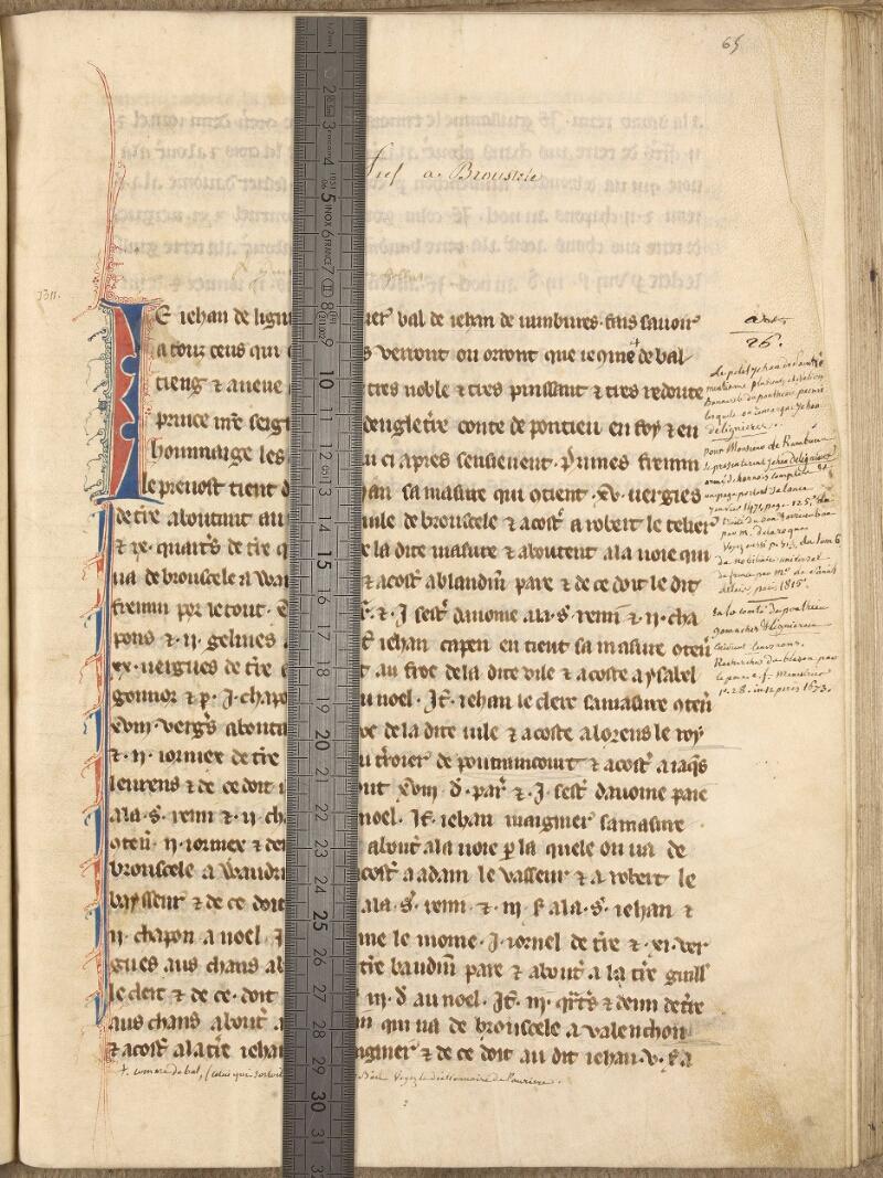 Abbeville, Bibl. mun., ms. 0105, f. 065 - vue 1