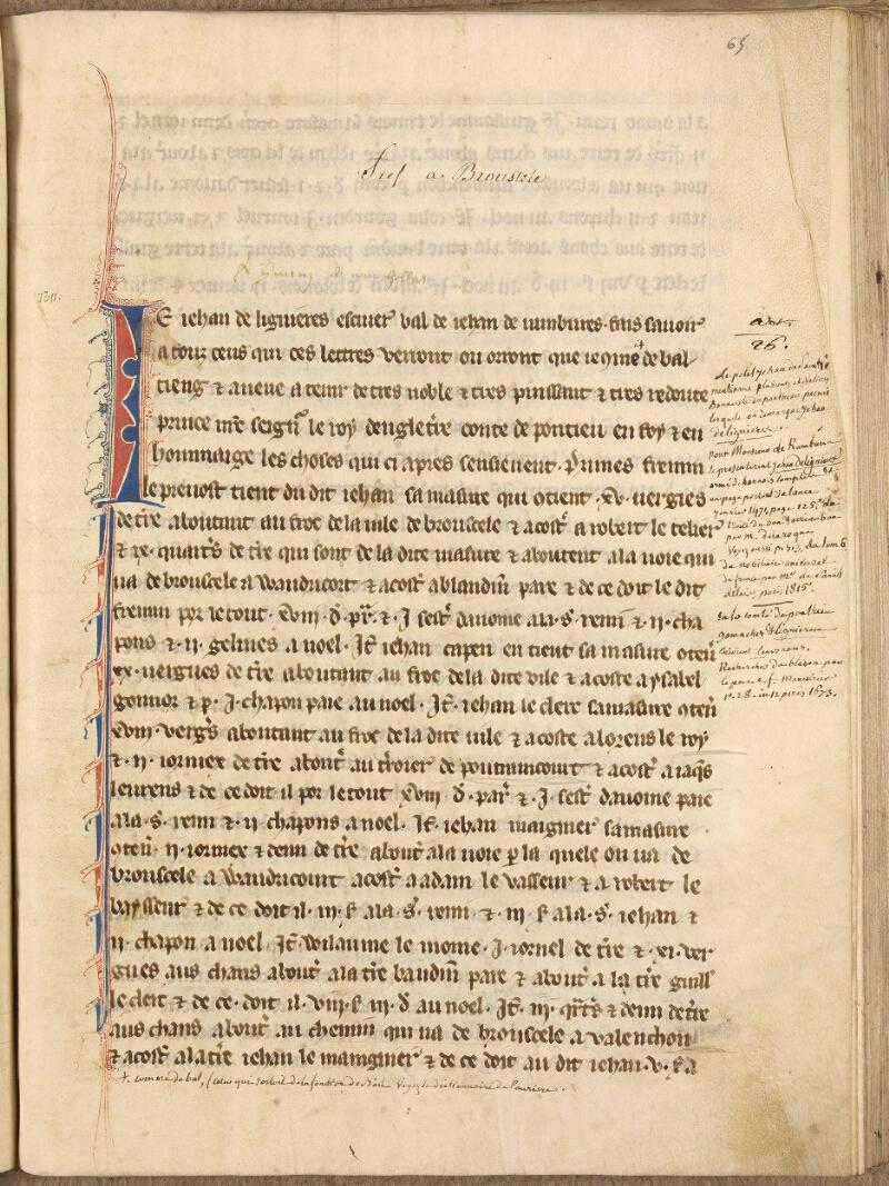 Abbeville, Bibl. mun., ms. 0105, f. 065 - vue 2