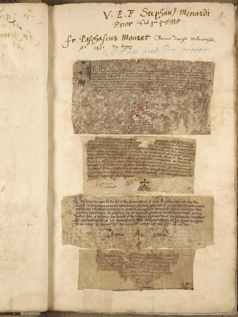 Abbeville, Bibl. mun., ms. 0191, f. 010 - vue 2