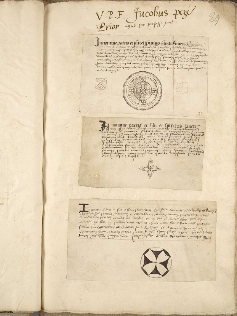 Abbeville, Bibl. mun., ms. 0191, f. 029 - vue 1