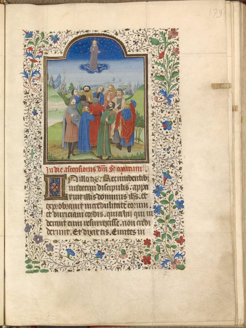 Abbeville, Bibl. mun., ms. 0370, f. 179 - vue 1