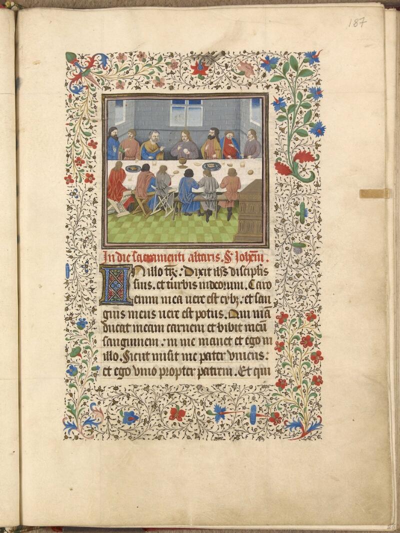 Abbeville, Bibl. mun., ms. 0370, f. 187 - vue 1