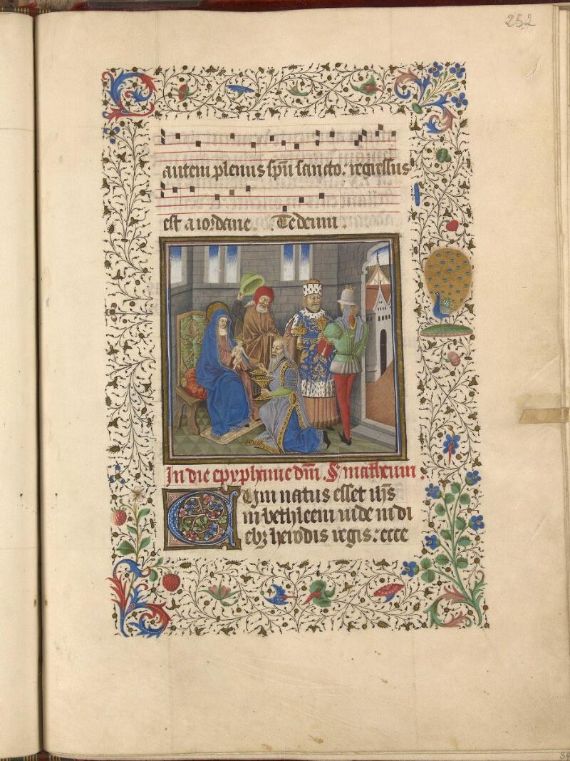 Abbeville, Bibl. mun., ms. 0370, f. 252 - vue 1
