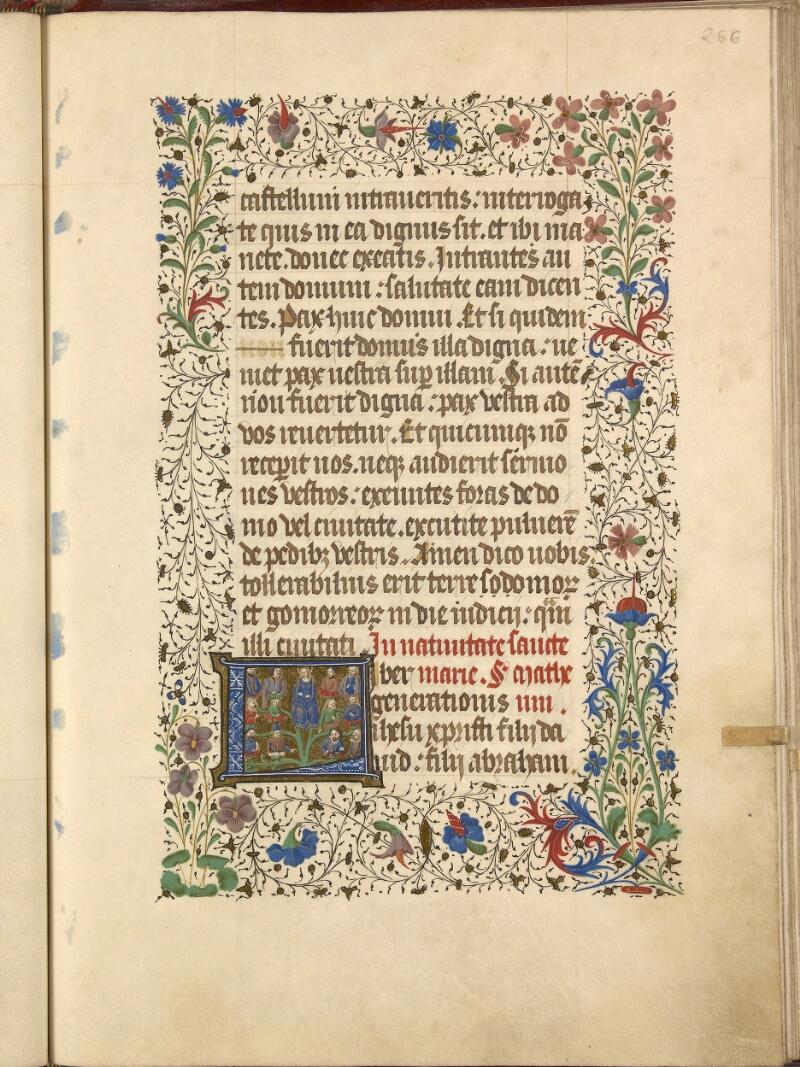 Abbeville, Bibl. mun., ms. 0370, f. 266 - vue 1