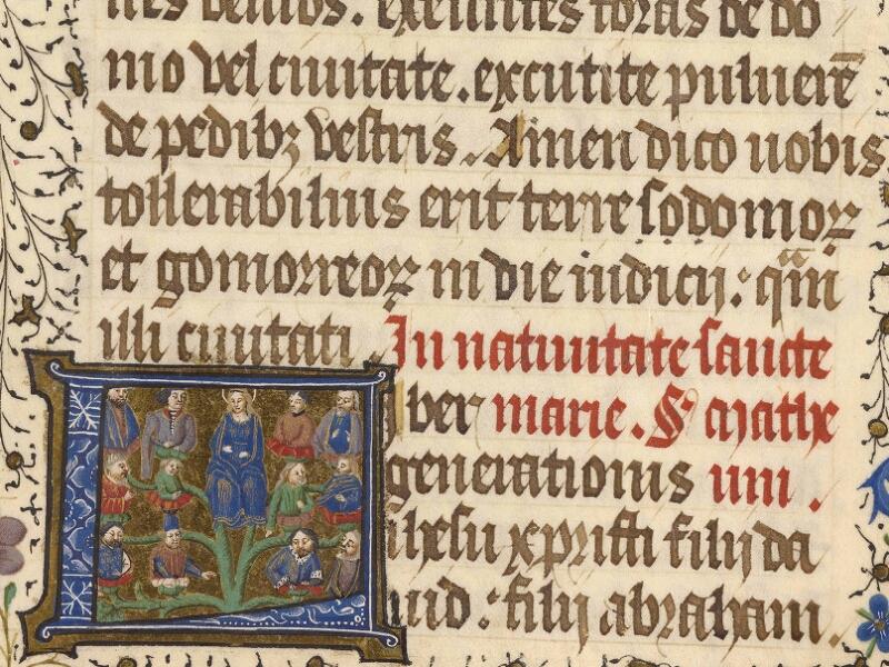 Abbeville, Bibl. mun., ms. 0370, f. 266 - vue 2