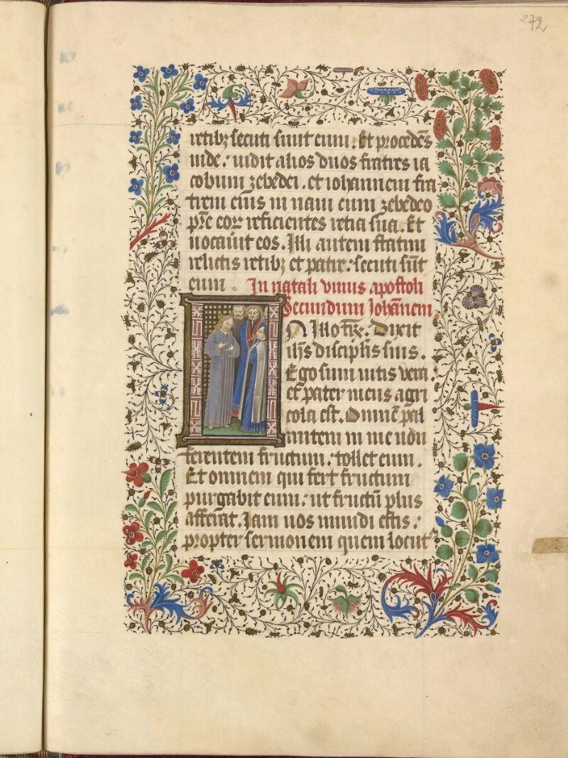 Abbeville, Bibl. mun., ms. 0370, f. 272 - vue 1