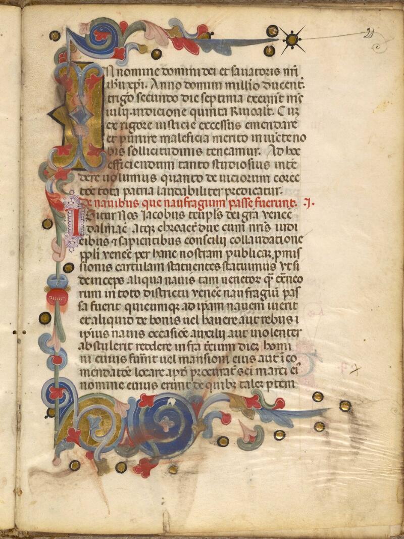 Abbeville, Bibl. mun., ms. 0484, f. 021 - vue 1