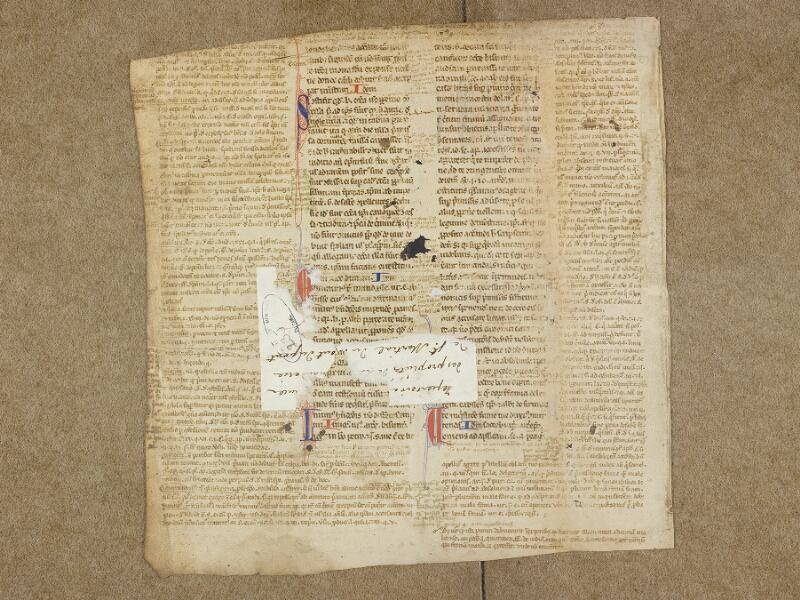 ALBI, Archives départementales du Tarn, J(023) 082, document 2 vue 2