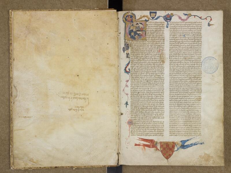 ALBI, Archives départementales du Tarn, J(069) 001, f. 004v - I