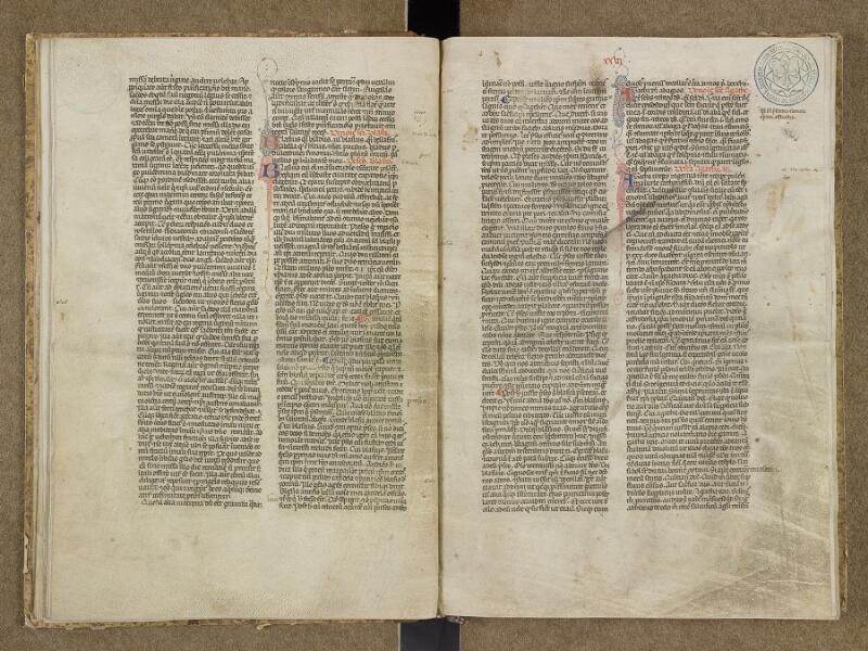 ALBI, Archives départementales du Tarn, J(069) 001, f. XXVv - XXVI