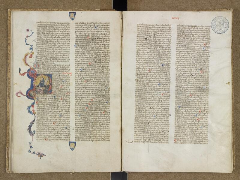 ALBI, Archives départementales du Tarn, J(069) 001, f. XXXVIv - XXXVII