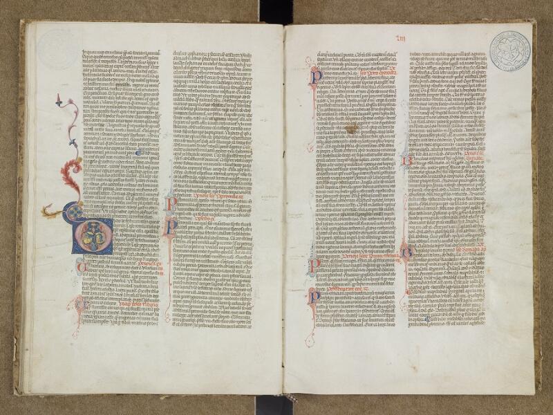 ALBI, Archives départementales du Tarn, J(069) 001, f. LIIv - LIII