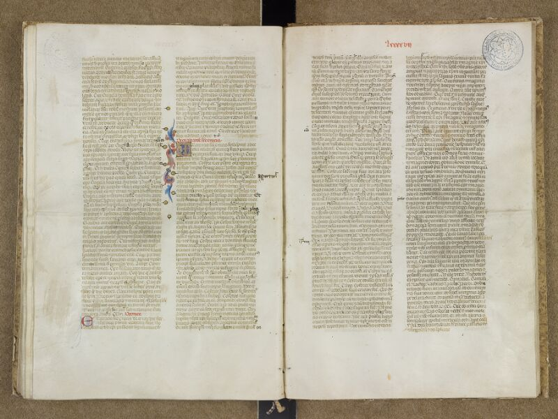 ALBI, Archives départementales du Tarn, J(069) 001, f. XCVIv - XCVII