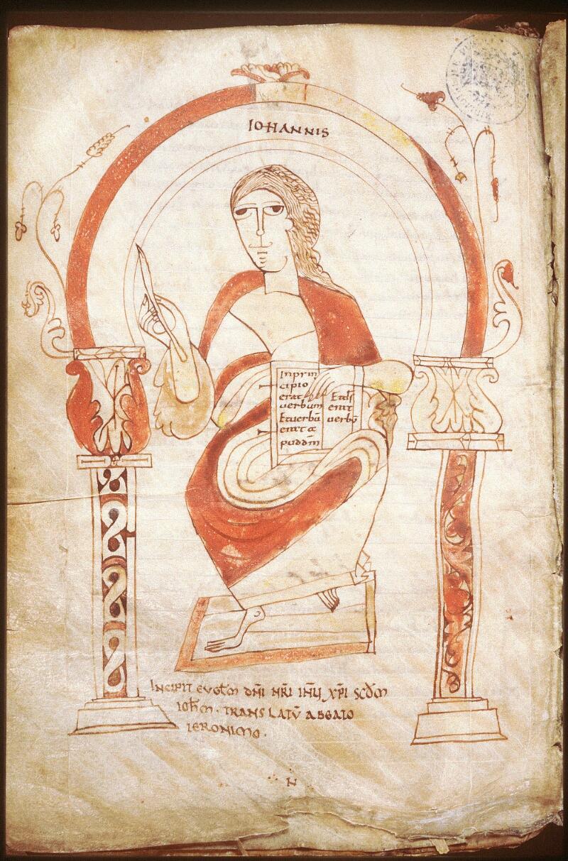 Alençon, Bibl. mun., ms. 0084, f. 101v