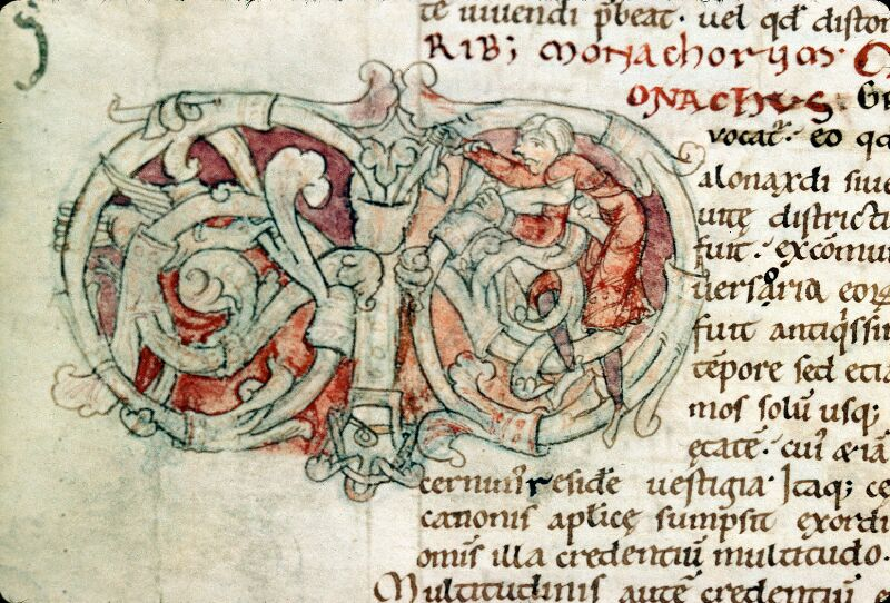 Alençon, Bibl. mun., ms. 0005, f. 137v - vue 2