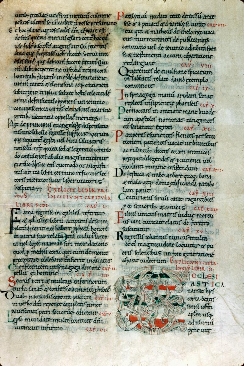 Alençon, Bibl. mun., ms. 0007, f. 021 - vue 1
