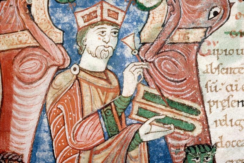 Alençon, Bibl. mun., ms. 0011, f. 001 - vue 4