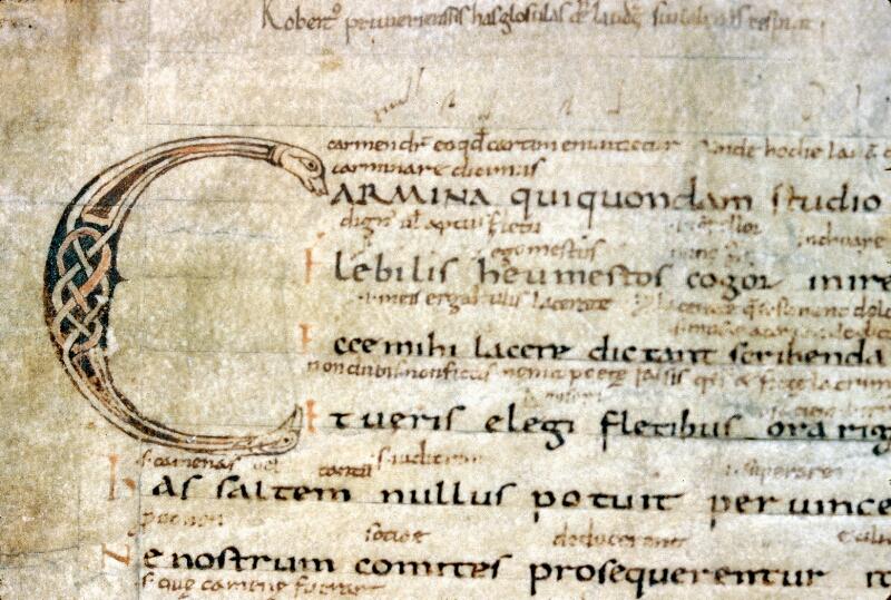 Alençon, Bibl. mun., ms. 0012, f. 001