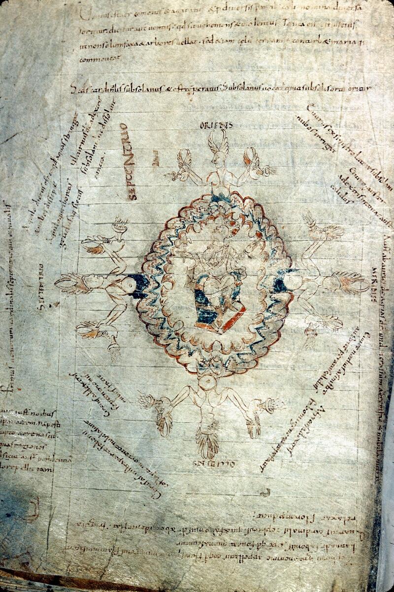 Alençon, Bibl. mun., ms. 0012, f. 058v - vue 1