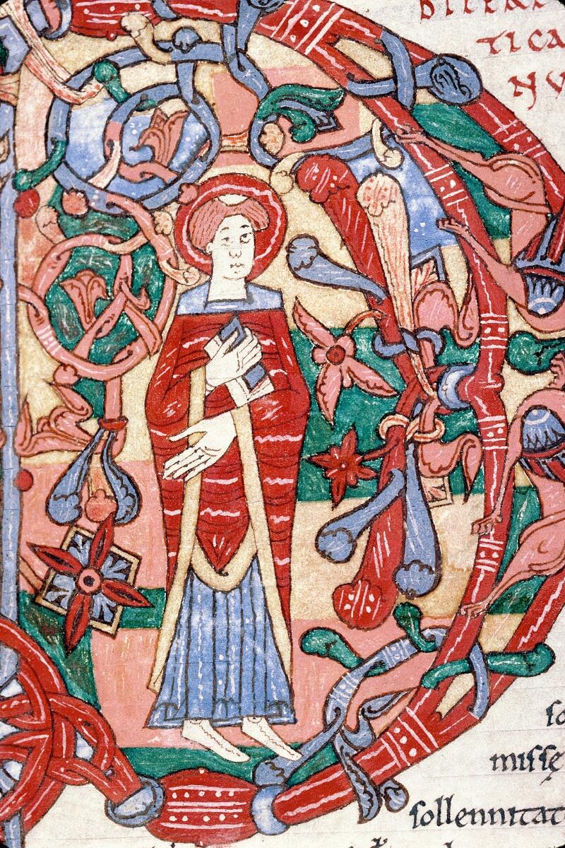 Alençon, Bibl. mun., ms. 0014, f. 051 - vue 2