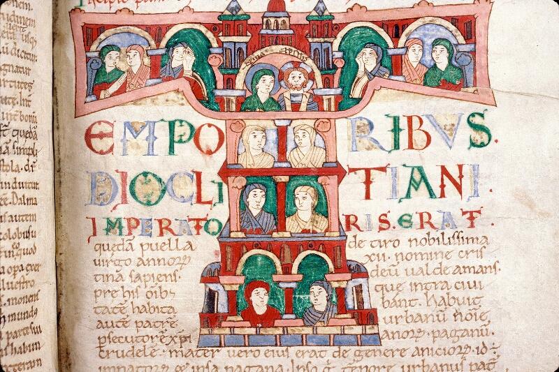 Alençon, Bibl. mun., ms. 0014, f. 085 - vue 2