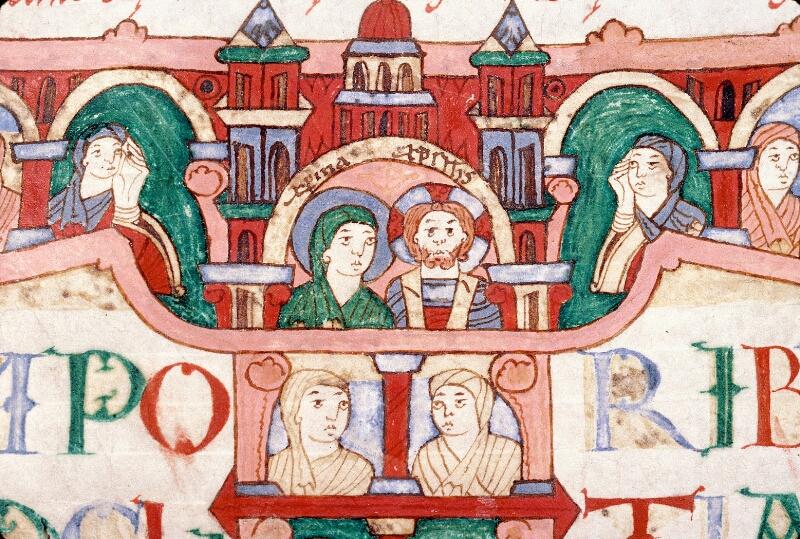 Alençon, Bibl. mun., ms. 0014, f. 085 - vue 3