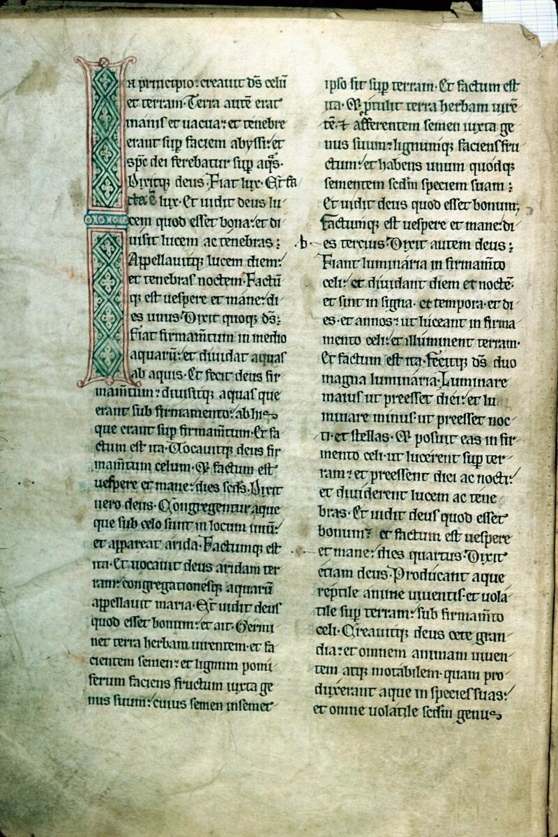 Alençon, Bibl. mun., ms. 0053, t. I, f. 003v