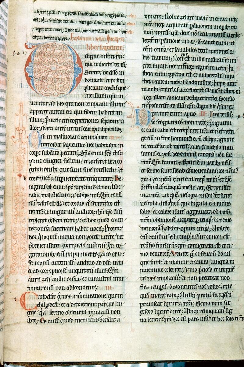 Alençon, Bibl. mun., ms. 0053, t. II, f. 133