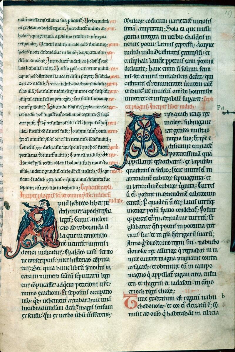 Alençon, Bibl. mun., ms. 0053, t. II, f. 185 - vue 1