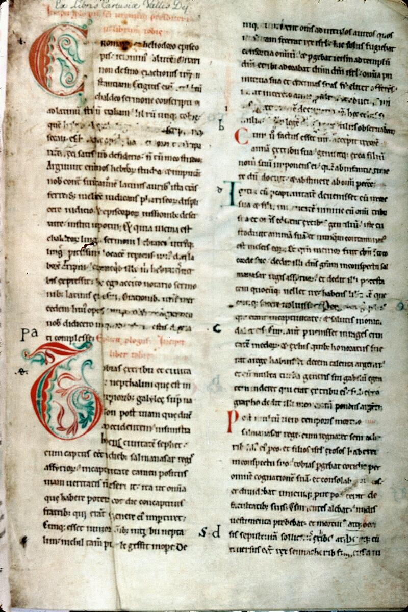 Alençon, Bibl. mun., ms. 0053, t. III, f. 002