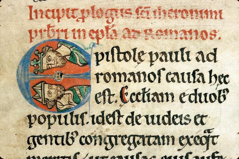 Alençon, Bibl. mun., ms. 0053, t. IV, f. 001