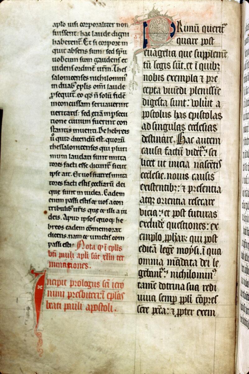 Alençon, Bibl. mun., ms. 0053, t. IV, f. 002v