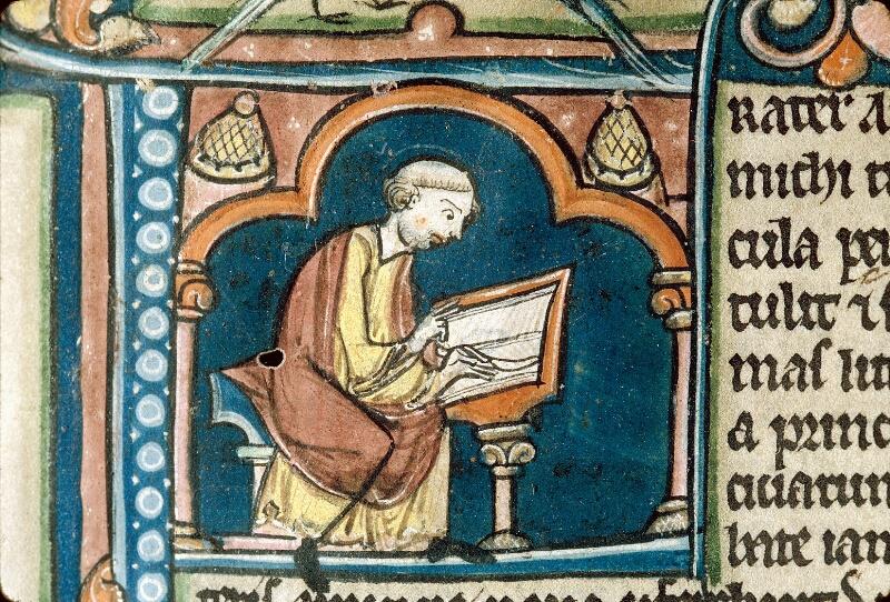 Alençon, Bibl. mun., ms. 0054, f. 003 - vue 3