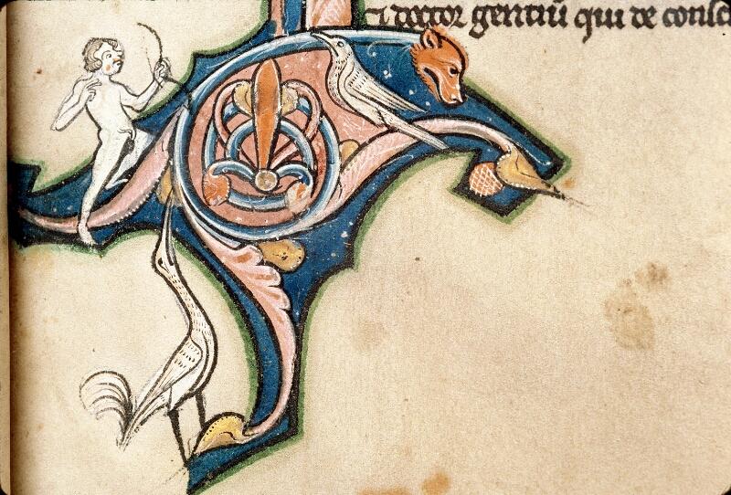 Alençon, Bibl. mun., ms. 0054, f. 003 - vue 4