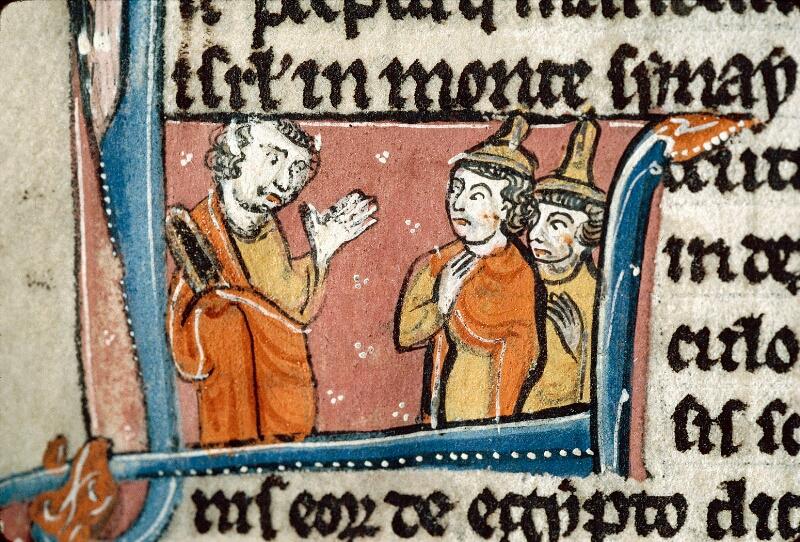 Alençon, Bibl. mun., ms. 0054, f. 038 - vue 2