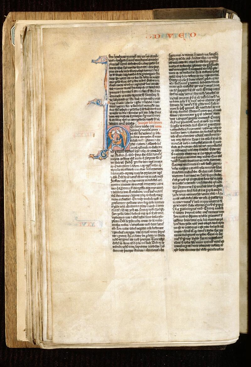 Alençon, Bibl. mun., ms. 0054, f. 049v - vue 1