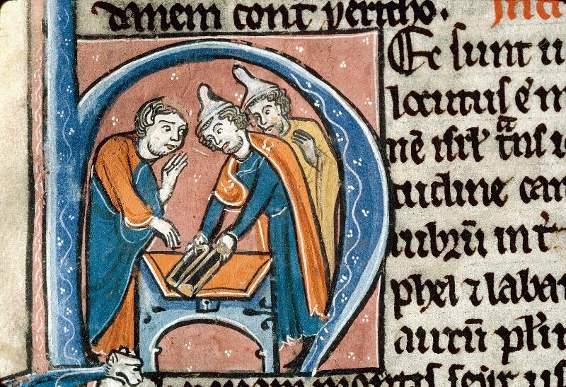 Alençon, Bibl. mun., ms. 0054, f. 049v - vue 2
