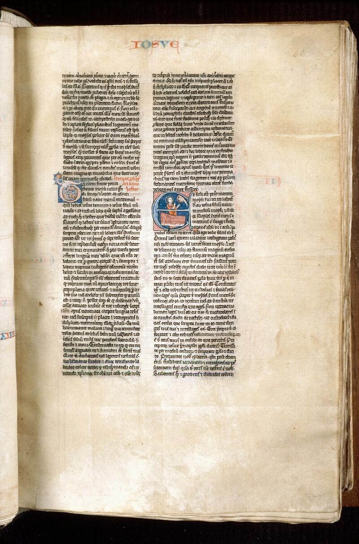 Alençon, Bibl. mun., ms. 0054, f. 060 - vue 1